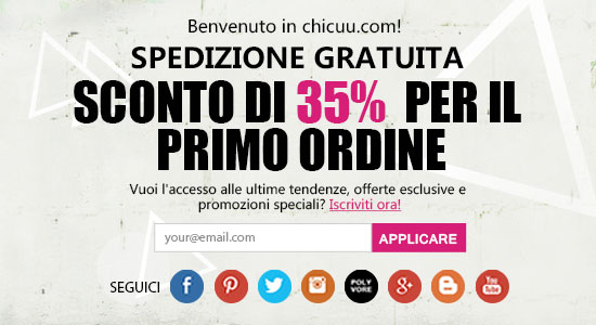 Benvenuto in chicuu.com!