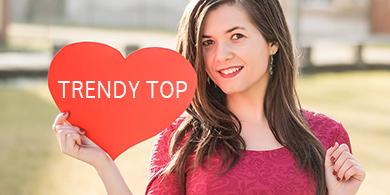 TRENDY TOP