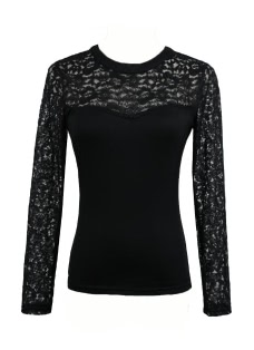 Buy beautiful Black Blouses at Chicuu.com