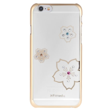 Buy X-Fitted Luxury Clear Case iPhone 6 6S 4.7inch