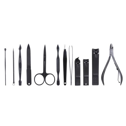Buy Stainless Steel Kit Tools Manicure & Pedicure Professional Set Nail Clipper
