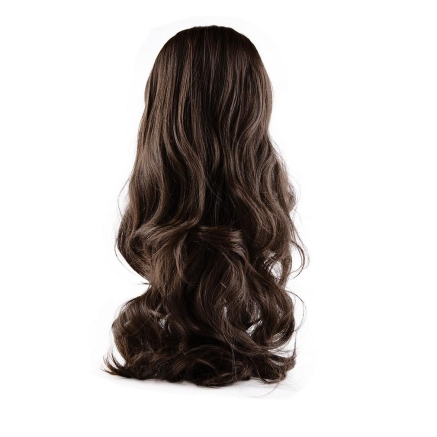 Buy Lovely Long Curly Wig Bangs