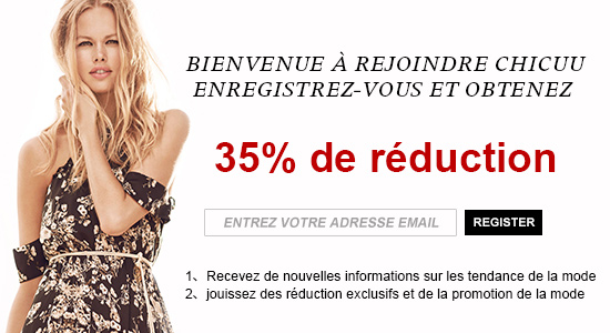 GET 35% de réduction!