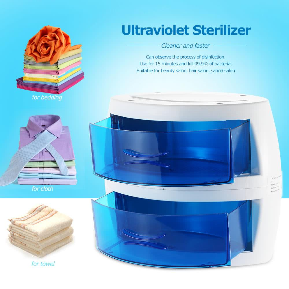 10w uv sterilizer towel cabinet for hair salon heater for 3 methods of sterilization in the salon