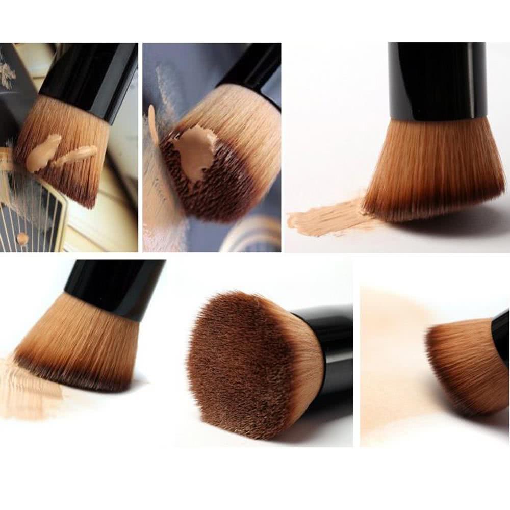 как использовать щетки для макияжа