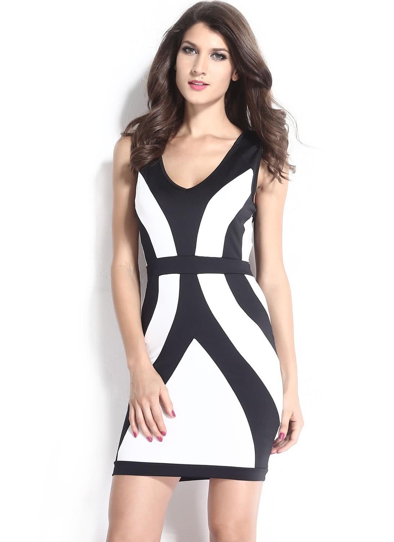 Line In Fashion Design : White l curvy lines thick straps plus size bodycon dress