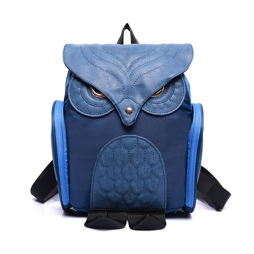 Retro Owl Shape Flap...
