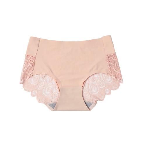 Lace Panties Briefs Ultra-Thin Underwear