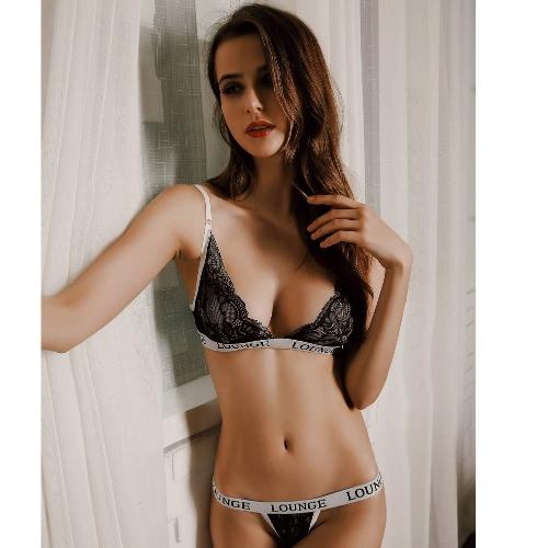 Sexy кружева регулируемого ремень резинка женщины Интимный