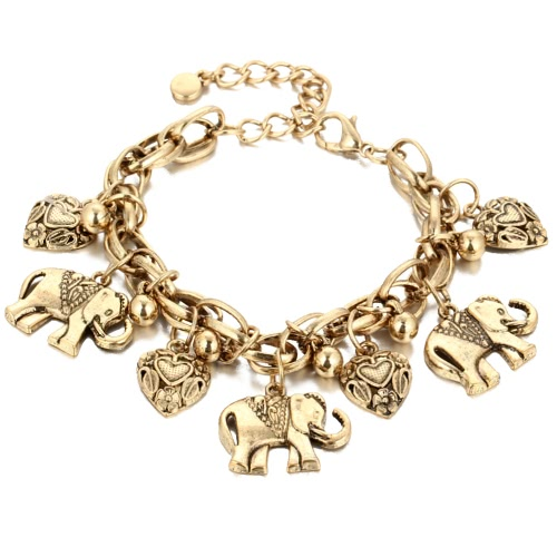 Новый модный знаменитый дизайн Classic Vintage Bracelet