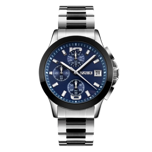 SKMEI 2016 Top Brand New Arrival Men Business Luxury Wristwatch