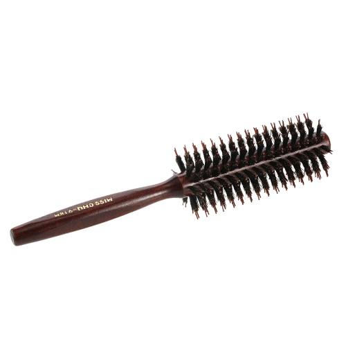Roll Brush Bristle Round DIY Curling Hair for Women